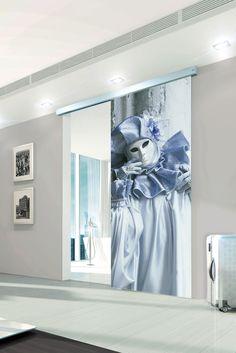 Drzwi szklane przesuwne Dubiel Glass Painting, Art, Art Background, Painting Art, Kunst, Paintings, Performing Arts, Painted Canvas, Drawings