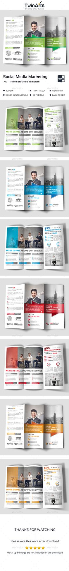 Check Out New Work On My Behance Portfolio Indesign Template A