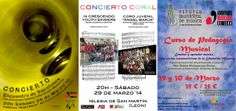 Activities organized by JM de Leon (Spain)