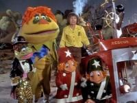 H.R. Pufnstuf (1969-1974) Believe it or not, my 2 yr old actually sits still for this show. They still show it on PBS on Saturday mornings...