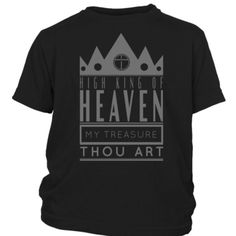 King of Heaven '18 Youth Soft Spun Tee http://ift.tt/1WLeFeX To Live Like Jesus Clothing Company  #clothes #clothingbrand #clothingline #clothing #christian #christianity #christiancompany #kidsfashion #fashion #fashiondesigner #fashionkids #kids #tshirt #tees #teeshirt #shirt #freeshipping November 21 2017 at 07:50AM #tolivelikejesus @tolivelikejesus christian t-shirt christian t shirt Christian tee Christian apparel Christian clothing Christian business