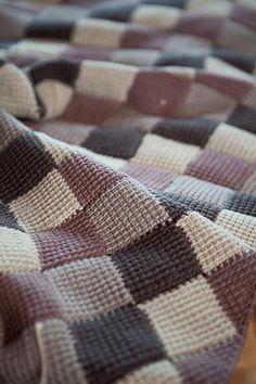 Ravelry: Squared Away pattern by Crochet Gypsy afghan crochet patterns projects Squared Away Throw pattern by Beth Major Crochet Designs Crochet Throw Pattern, Crochet Diy, Gypsy Crochet, Crochet Quilt, Crochet Afghans, Crochet Blankets, Knitting Patterns, Crochet Patterns, Tunisian Crochet Stitches