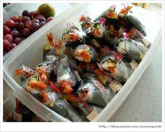 Tempura Shrimp Samgak Kimbap