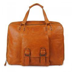 Matthew (cognac) Weekender, Ocelot, Notebook Bag, Branding, Handbags