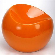 Ball Chair FINBC019-a Ball Chair orange: Amazon.de: Küche & Haushalt