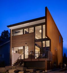 Beet House – Seattle by Chadbourne + Doss Architects