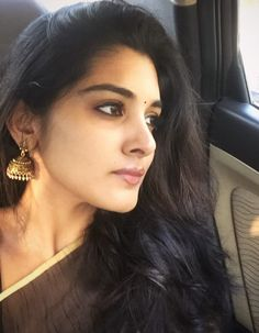 Nivetha Thomas Beautiful Hot HD Photoshoot Stills Nivedha Thomas, Beauty Hacks Skincare, Beauty Tips, Beauty Full Girl, Beauty Women, South Indian Actress, South Actress, Celebs, Celebrities