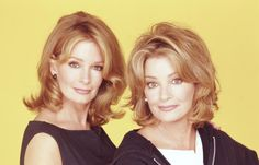 The twins played sisters and look-alikes on Days of Our Lives!