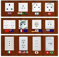 Power outlets by Cou