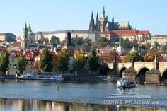 Prague, Czech Republic, Senior trip here I come ! Oh The Places You'll Go, Places Ive Been, Wonderful Places, Beautiful Places, Prague Guide, Prague Tours, Visit Prague, Prague Czech Republic, Prague Castle