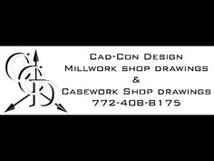 Millwork Shop Drawings 2108 CadConDesign Com HD