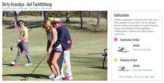 Perfekt ausgestattet. So könnte man wohl Jason Kelly (gespielt von Zac Efron) mit nur wenigen Worten treffend beschreiben. Zu seiner Rundum-Sorglos-Ausstattung zählt ein gepflegtes Golfequipment, welches auch seine weißen Golfschuhe von adidas aus der Pure 360 Kollektion umfasst. So hat der junge Golfer einen festen Halt beim Abschlag und zusätzlich ein stylisches Paar Schuhe.