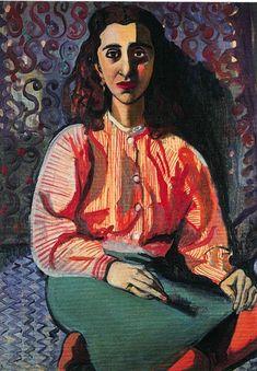 Alice Neel, Young Woman