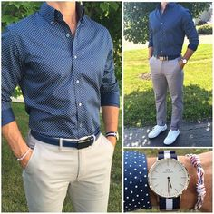 Mens Fashion Casual – The World of Mens Fashion Indian Men Fashion, Mens Fashion Blog, Fashion Mode, Trajes Business Casual, Business Casual Outfits, Formal Men Outfit, Semi Formal Outfits, Stylish Mens Outfits, Stylish Man