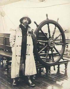 +~+~ Vintage Photograph ~+~+ Salt of the earth Sailor