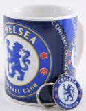 CHELSEA FC/REDAMOS 10 COLECTIBLES OFFICIAL CHELSEA CERAMIC MUG AND KEYRING GIFT SET DO NOT BE FOOLED BY CHEAP IMATIONS THIS IS A GENIUNE ITEM 100% ORIGINAL AND OFFICIAL CHELSEA F.C. PRODUCT GAURENTEED THIS IS A BRAND NEW OFFICIALLY LEICENCED CHELSEA FOOT (Barcode EAN = 5015017064186) http://www.comparestoreprices.co.uk/football-equipment/chelsea-fc-redamos-10-colectibles-official-chelsea-ceramic-mug-and-keyring-gift-set.asp