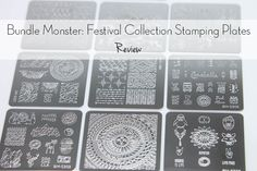 ** Products Provided ** Hey everyone! April is here (and a little late with this )! And what a perfect way to celebrate the this month . Bundle Monster, Nail Art Blog, Stamping Plates, Pretty Nails, Stuff To Buy, Collection, Cute Nails