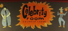 Frank Sinatra Celebrity Room Cal Neva Lake Tahoe