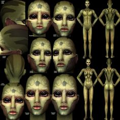 186 Best Sims 2 Sci-Fi: Alien Sims images in 2019 | Sims 2