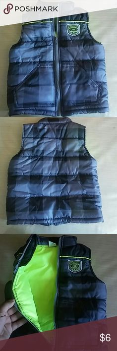 24 months vest New never used vest it likke a green neon color Other
