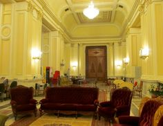 Casa Poporului #CasaPoporului #PalatulParlamentului #calatorii #obiectiveturistice #ghid #urban  www.cotroceni.ro Urban
