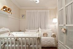 Quarto bebê Moema / Arquiteto: Studio Eloy