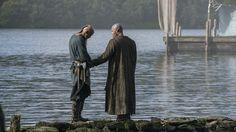 Ragnar and Floki - Vikings
