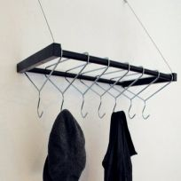 Bøjlestang til Garderoben