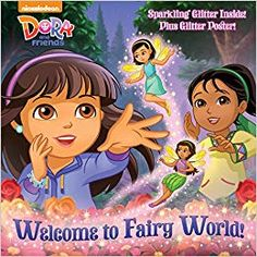 """Read """"Welcome to Fairy World! (Dora and Friends)"""" by Nickelodeon Publishing available from Rakuten Kobo. The characters from Nickelodeon's Dora and Friends are on another adventure, this time to a fairy world, where they must. Dora Pictures, Dora Diego, Dora And Friends, Mark Thomas, Dora The Explorer, Sparkles Glitter, Used Books, Goblin, Welcome"""