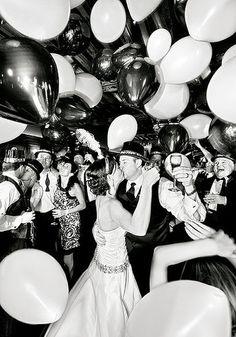 New Year's Eve celebration looks AMAZING
