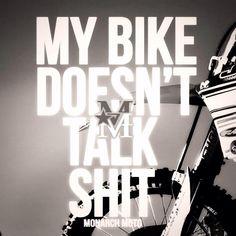 Dirt bikes!