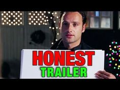 Screen Junkies has created an honest movie trailer (previously) for the Christmas-themed romantic comedy film Love Actually. Ring in the holiday season by revisiting the darkest, most depressing ro. Best Christmas Movies, What Is Christmas, Holiday Movie, Christmas Themes, Film Love Actually, Screen Junkies, Tv Episodes, Pulp Fiction, Movie Trailers