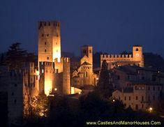 Castell' Arquato, Piacenza, Emilia-Romagna, Italy - www.castlesandmanorhouses.com