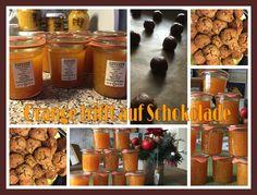 Orangen aus Kalabrien weiterverarbeitet