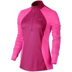 Women's Nike Racer Dri-FIT Half-Zip Running Top