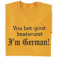 German National Pride Tee