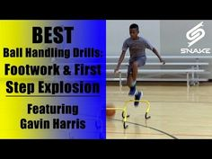 Best Dribbling Skills Basketball Workout & Drills - NBA Handles: Gavin Harris CRAZY 12 Year Old! - YouTube