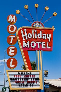 Holiday Motel - Great advice on how to live the craziness of the holidays and still have the creative energy you need for your writing!