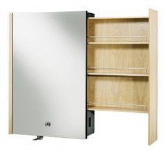 Bathroom Medicine Cabinets KOHLER 24. Wood Surface Mount Medicine Cabinet  At LOWES 300x277 Bathroom Medicine