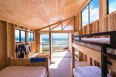 Cabin bunk room. #cabin