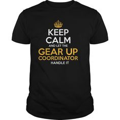(Tshirt Like) Awesome Tee For Gear Up Coordinator [Teeshirt 2016] Hoodies, Funny Tee Shirts