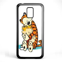 Calvin And Hobbes Sweet TATUM-2255 Samsung Phonecase Cover Samsung Galaxy S3 Mini Galaxy S4 Mini Galaxy S5 Mini