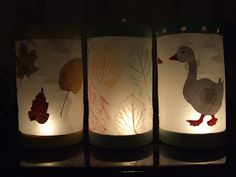 Ovisélet : Készíts Márton napi lámpást! Nap, Candle Holders, Table Lamp, Candles, Home Decor, House, Ideas, Table Lamps, Decoration Home