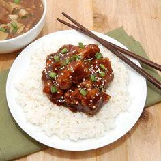 General Tso's Chicken   International Food