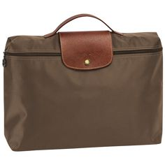 Longchamp Le Pliage Document holder Taupe