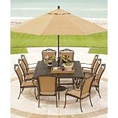 Beachmont Outdoor Patio Furniture Dining Sets & Pieces - my new patio set!