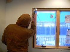 New Window air sealing Energy Saving Tips, Save Energy, Insulation, Windows, Thermal Insulation, Ramen, Window