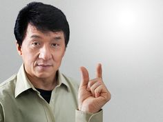 This Close...Jackie Chan