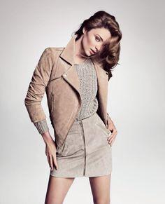 Miranda Kerr for Mango S/S 2013 - Campaign