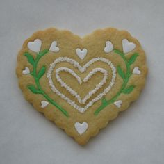 Valentine - Sugar Cookie Lightly Decorated